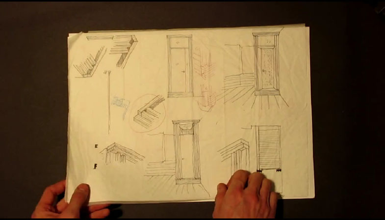 1-Sketches Archive 2011-2013